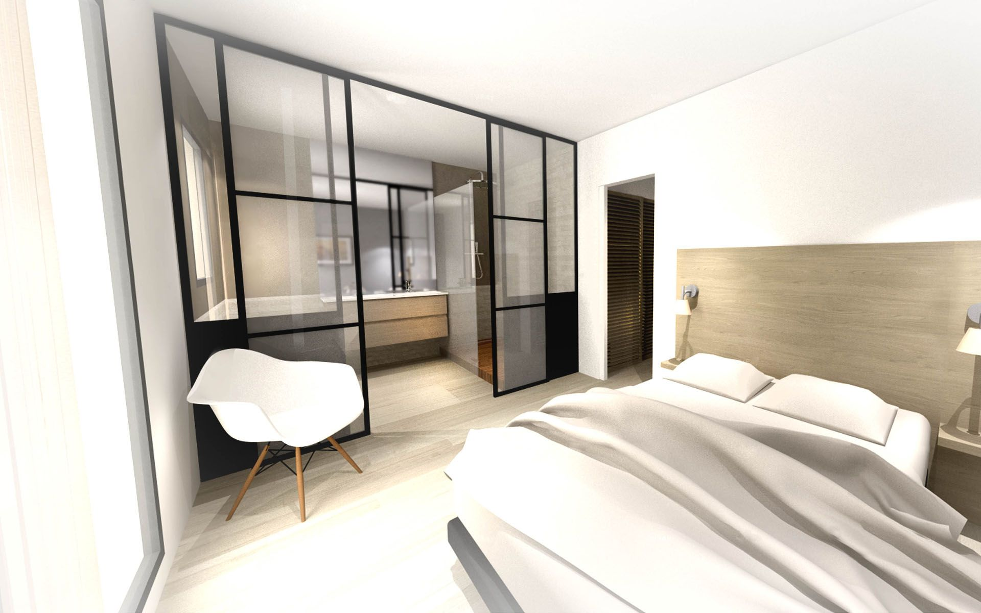 résidence - aix en provence - red banana studio architecte d ... - Architecte D Interieur Aix En Provence