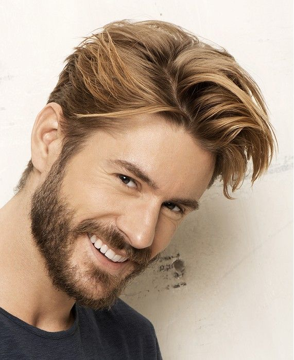 Long Top Mid Short Sides Classy Hairstyles Mens Hairstyles Medium Hair Styles