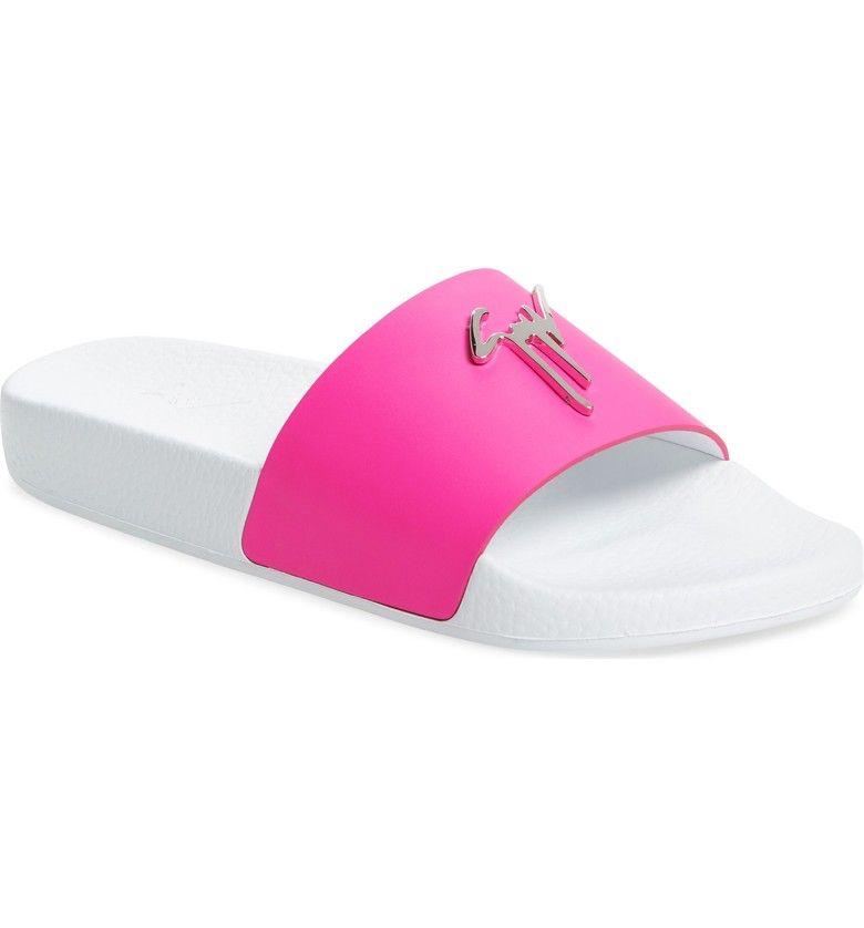 Giuseppe Zanotti Women's Laburela Slide Sandal gcCbIE39u5