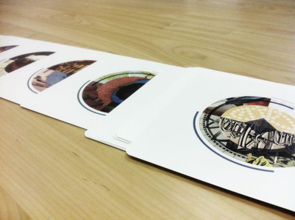 """Life on Mars"" album artwork"
