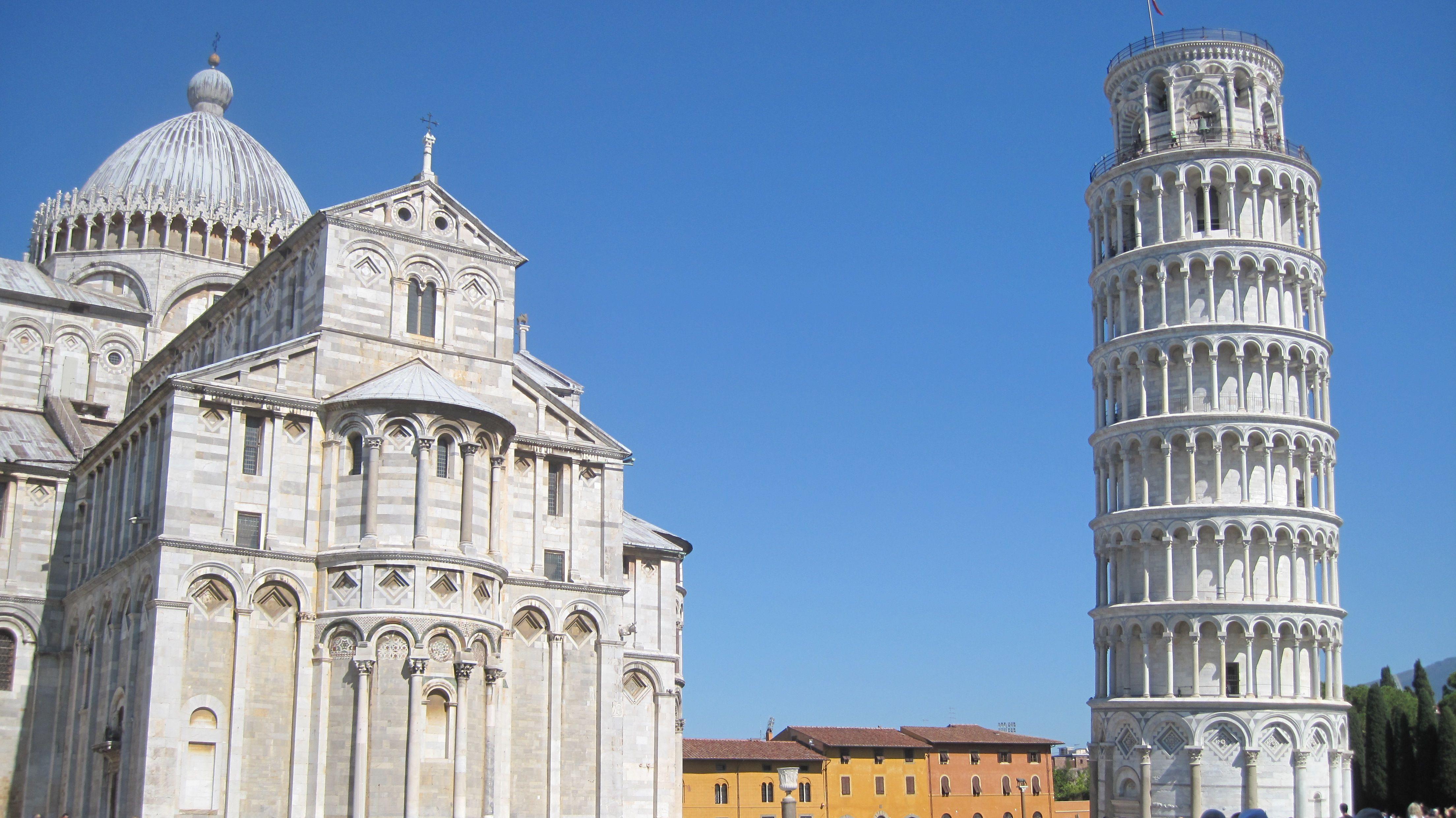 Urlaub in #Pisa - #Toskana