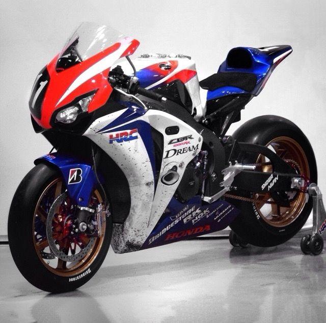 Cbr1000rr Suzuka 8h Getunte Motorrader Motorrad Fahrer