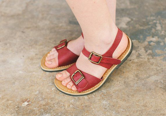 e5211d2d47c27 Marsala Customizable Sandals, Wide Foot Sandals, Narrow Foot Sandals ...
