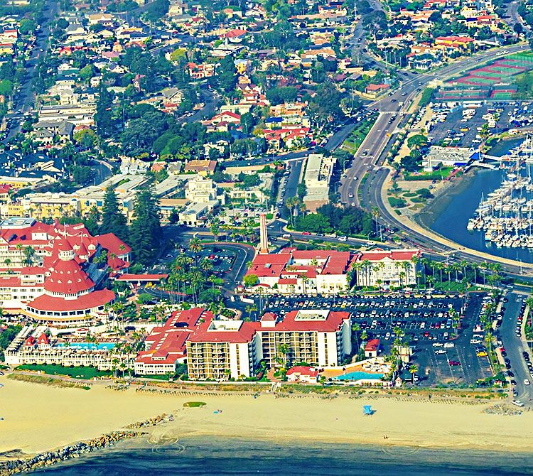 46 Coronado Ca Total Number Of Meeting Hotels 14 Total Number Of Sleeping Rooms 1 835 Committable Sleeping Top Destinations United States Best Hotels