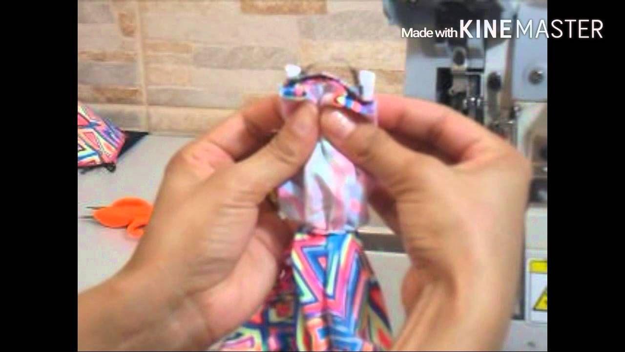 como fazer calcinha de biquíni modelo borboleta passo a passo
