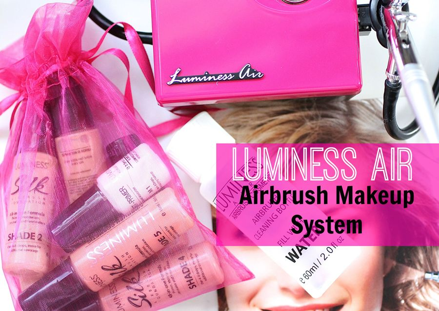 Luminess Air Airbrush Makeup System Collective Beauty