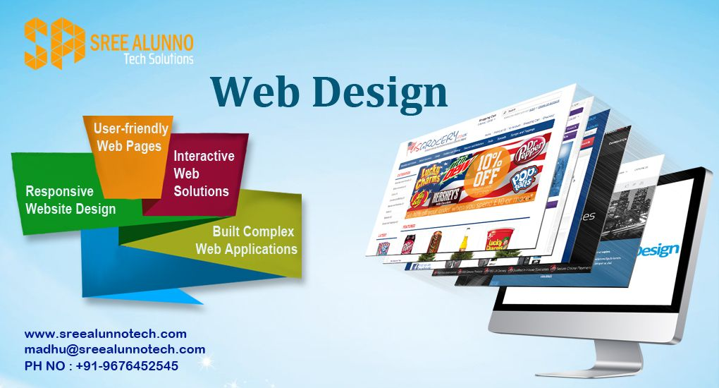 Web Design Solutions With Images Seo Digital Marketing