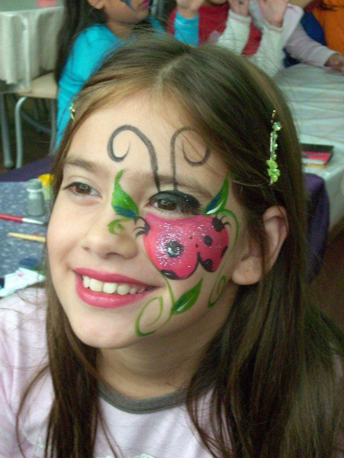 maquillaje artistico mariquita