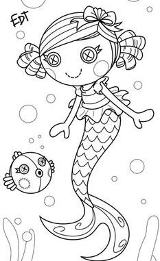 Lalaloopsy coloring pages | Coloring pages | Pinterest | Lalaloopsy ...