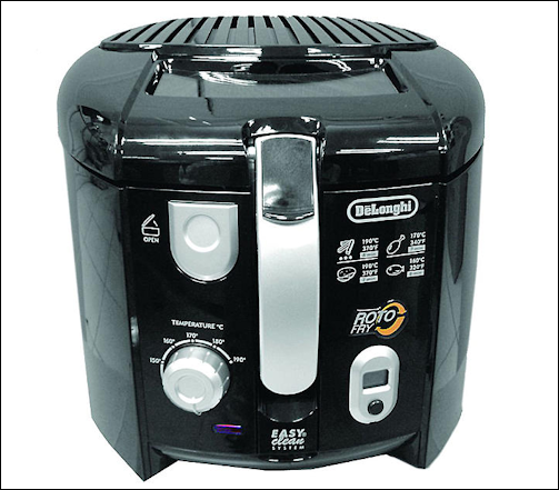 DeLonghi Cool Touch Deep Fryer is 38 off + ships free