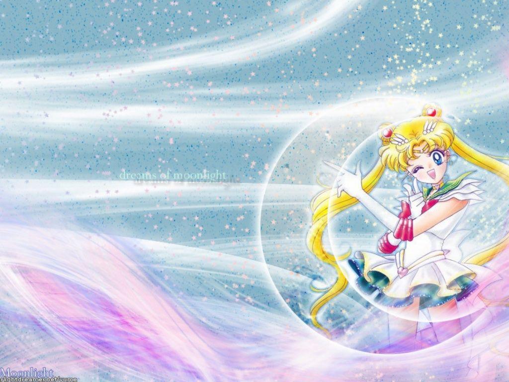Sailor Moon 75 HD Desktop Wallpaper Sailor moon