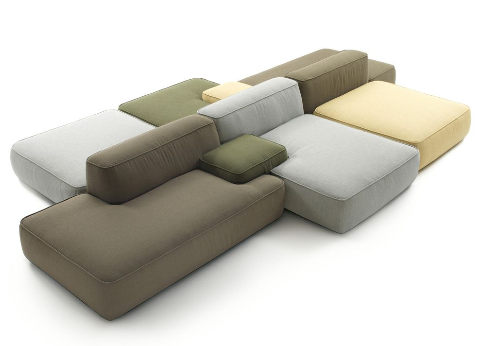 Lema Cloud Sofa - Italian Sofas at Go Modern Furniture, London ...