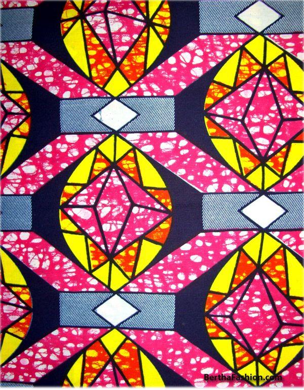 Vlisco Dutch Wax Print