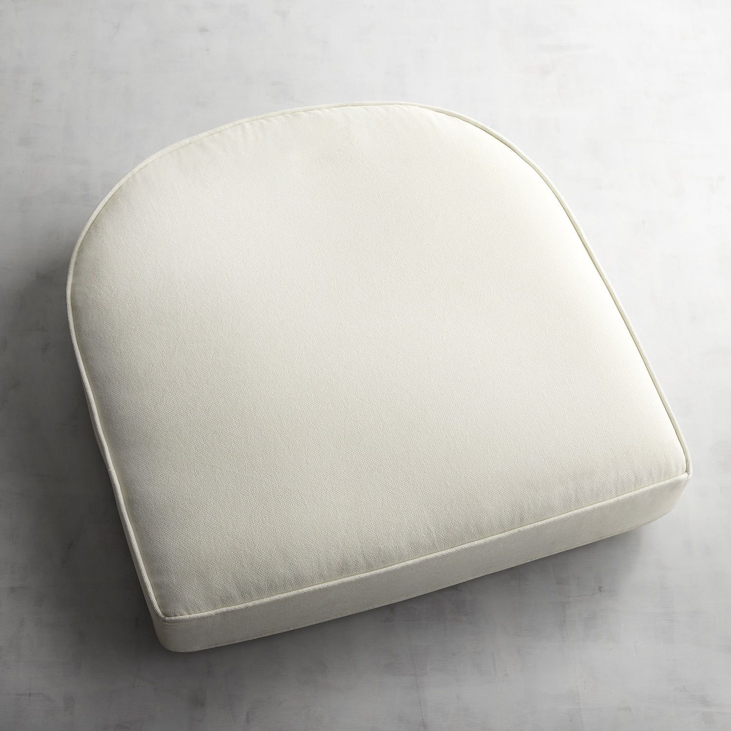 large contour chair cushion in calliope cream products