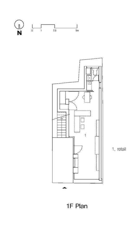 Gallery of [5x17]Daecheong-dong Small House / JMY architects - 15