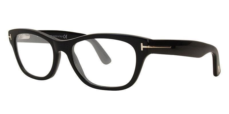 4afca9344326 Tom Ford - FT5425 Black-eyeglasses-Designer Eyes