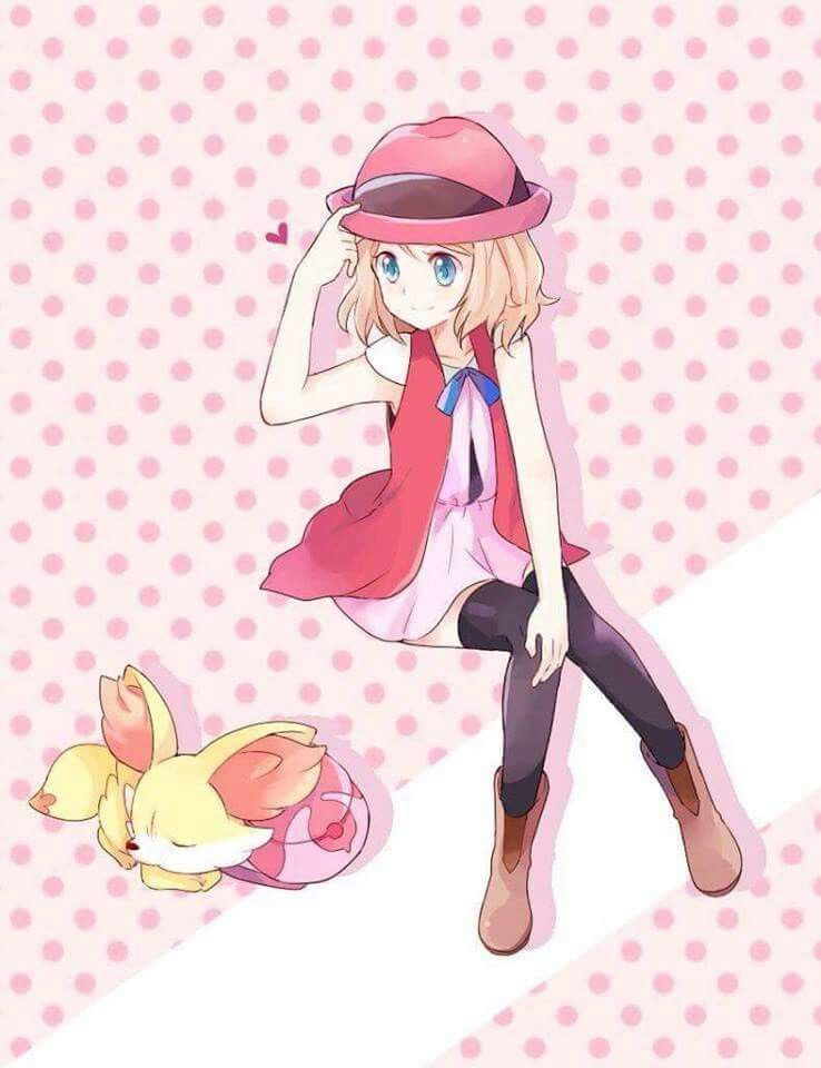 Serena - Serena (Pokemon XY) Fan Art (38214141) - Fanpop