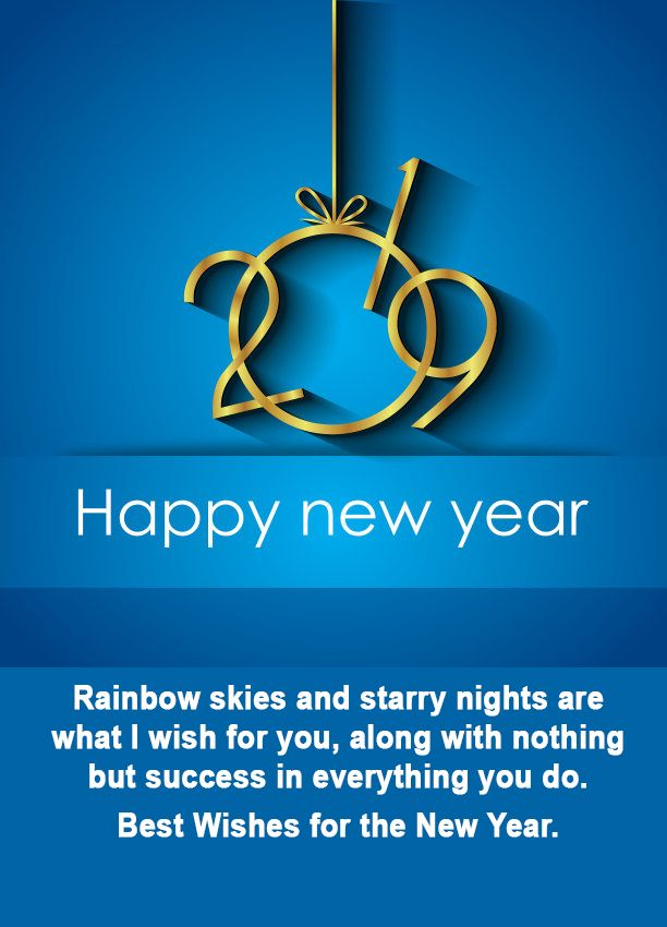 2019 Happy New Year To Family Members | Happy new year ...