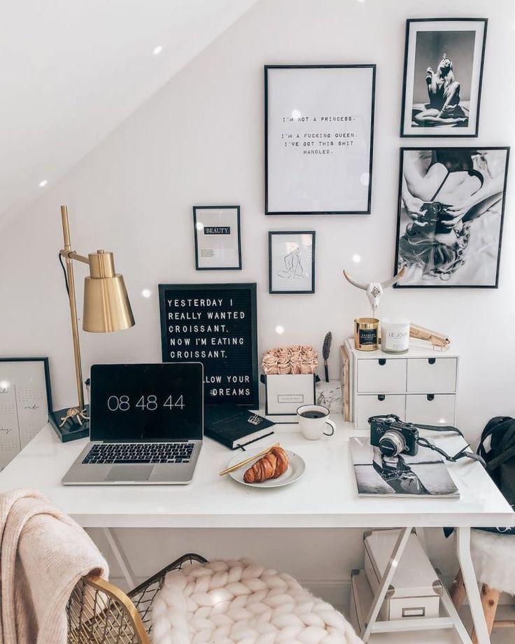 Photo of 20 stilvolle Schreibtisch-Grundlagen, die Sie benötigen, um Ihren Schreibtisch jetzt hinzuzufügen – Career Girl Daily