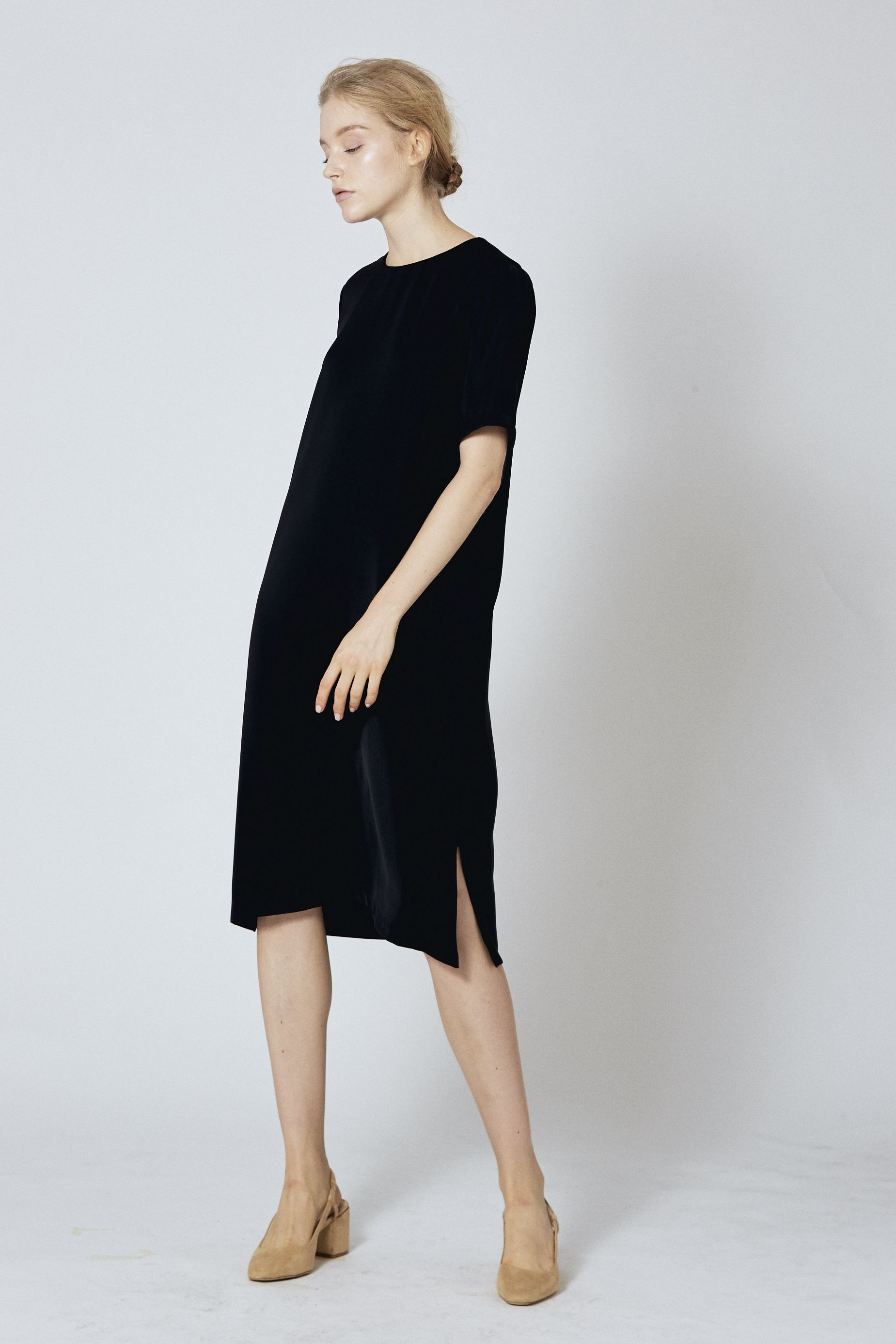 164e6b0a2ea Midi Shift Dress