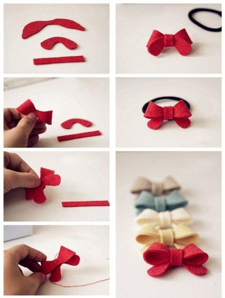 a nice way to make a bow