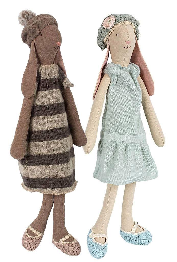 Maileg Alice & Malin | Детская тема | Pinterest | Conejo, Animales ...