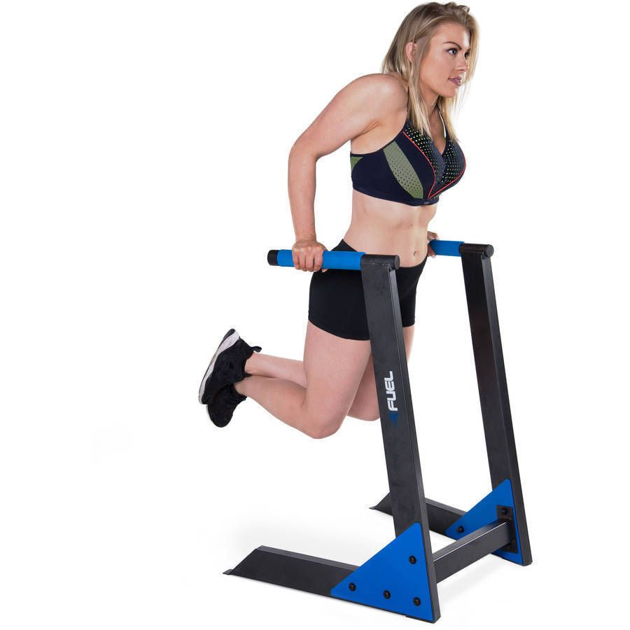 Home gym dip station upper body training station core strength