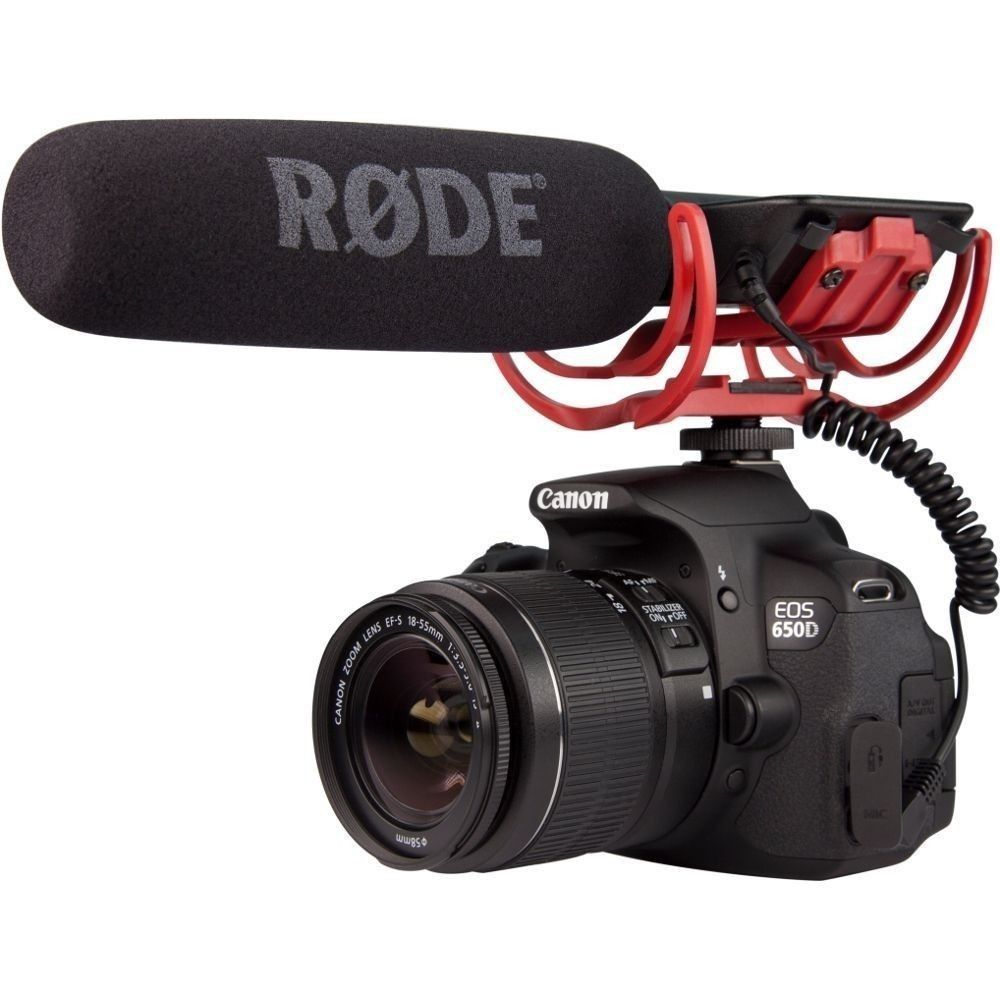 Discount Up To 60 Professional Rode Videomic Camera Mounted Sony Walkman With High Resolution Audio Nw A36 Blue Microphone For Canon Nikon Dslr
