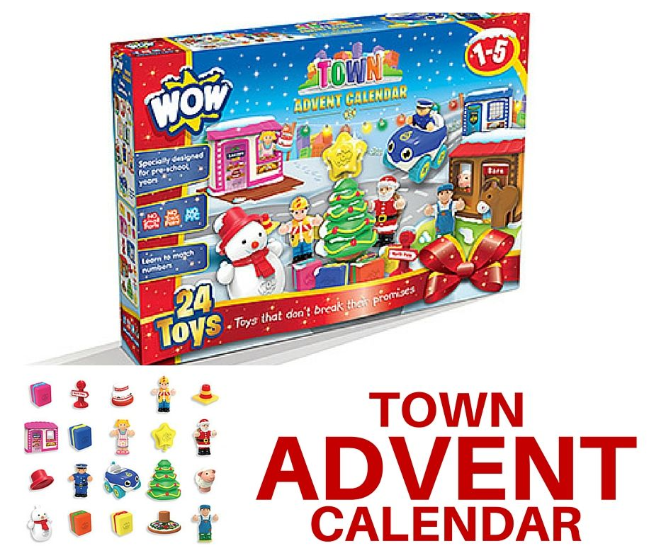 Wow Toys Advent Calendars The Perfect Countdown To Christmas For