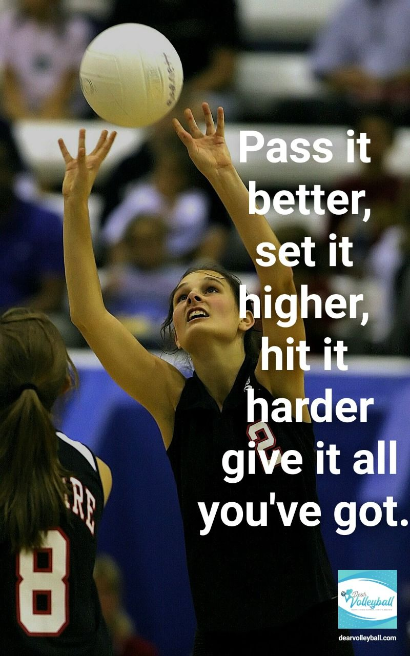 Encouragement Quotes On Confidence Conquering Fear And Your Attitude Encouragement Quotes Volleyball Quotes Conquering Fear