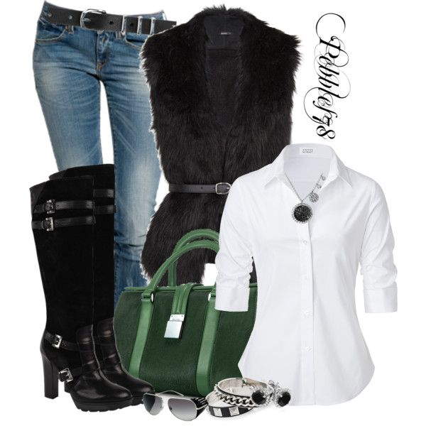 Fall outfit set