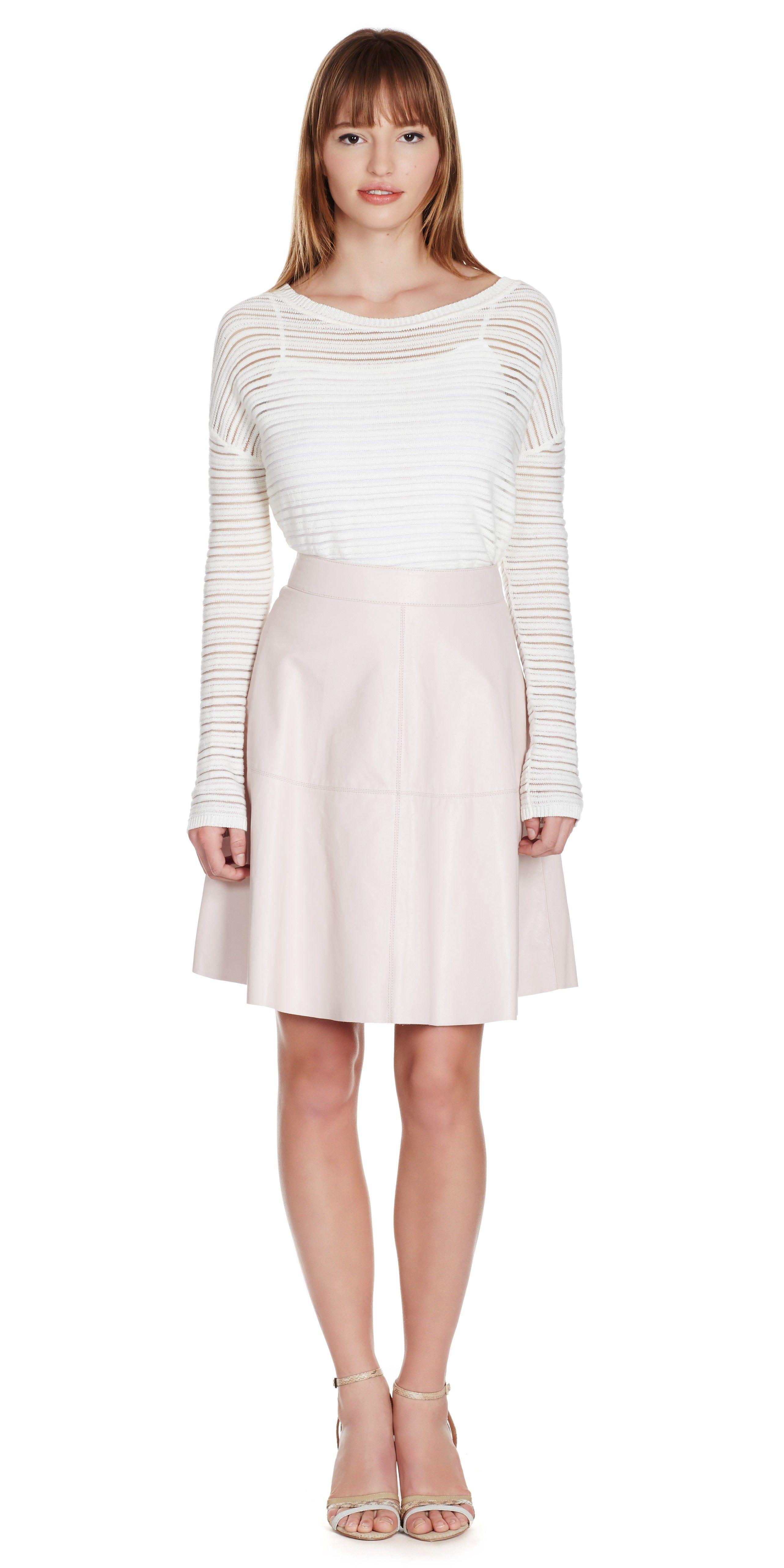 d9bd4210e3 New in for Spring: the JOIE Decollete Skirt #pastel | Now Trending ...