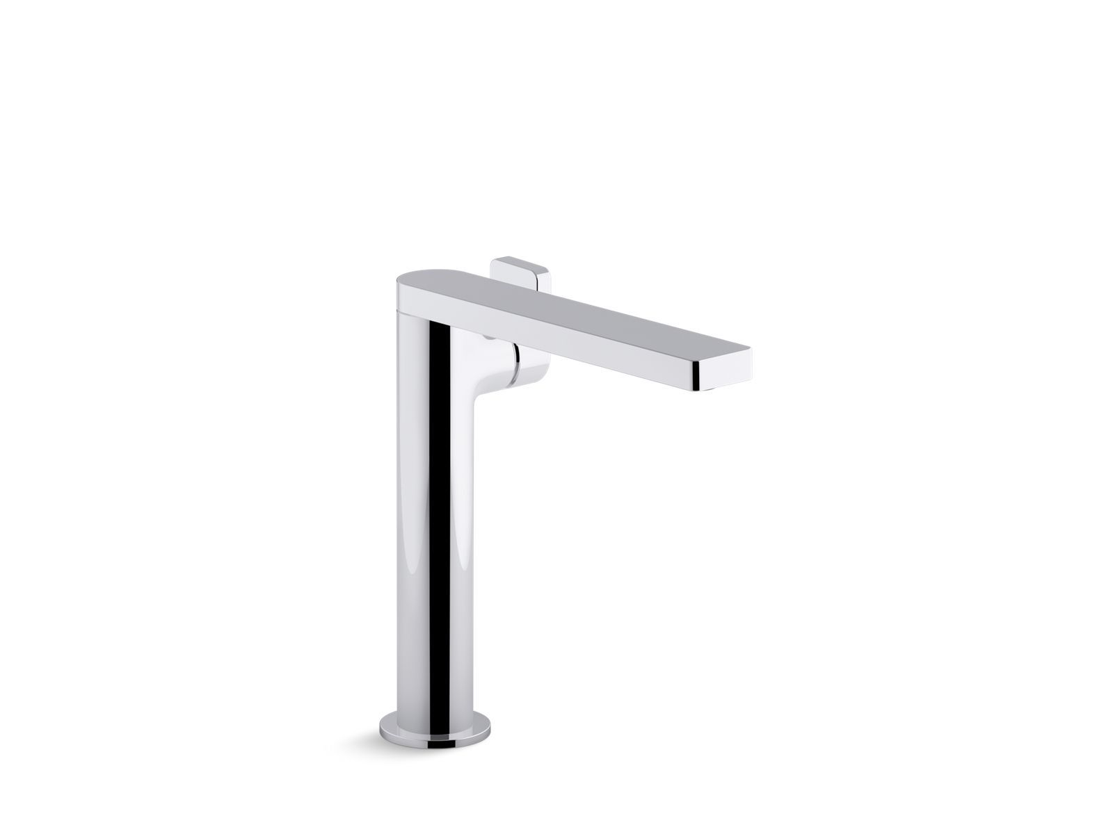 K-73168-4 | Composed Tall Single-Handle Bathroom Sink Faucet ...