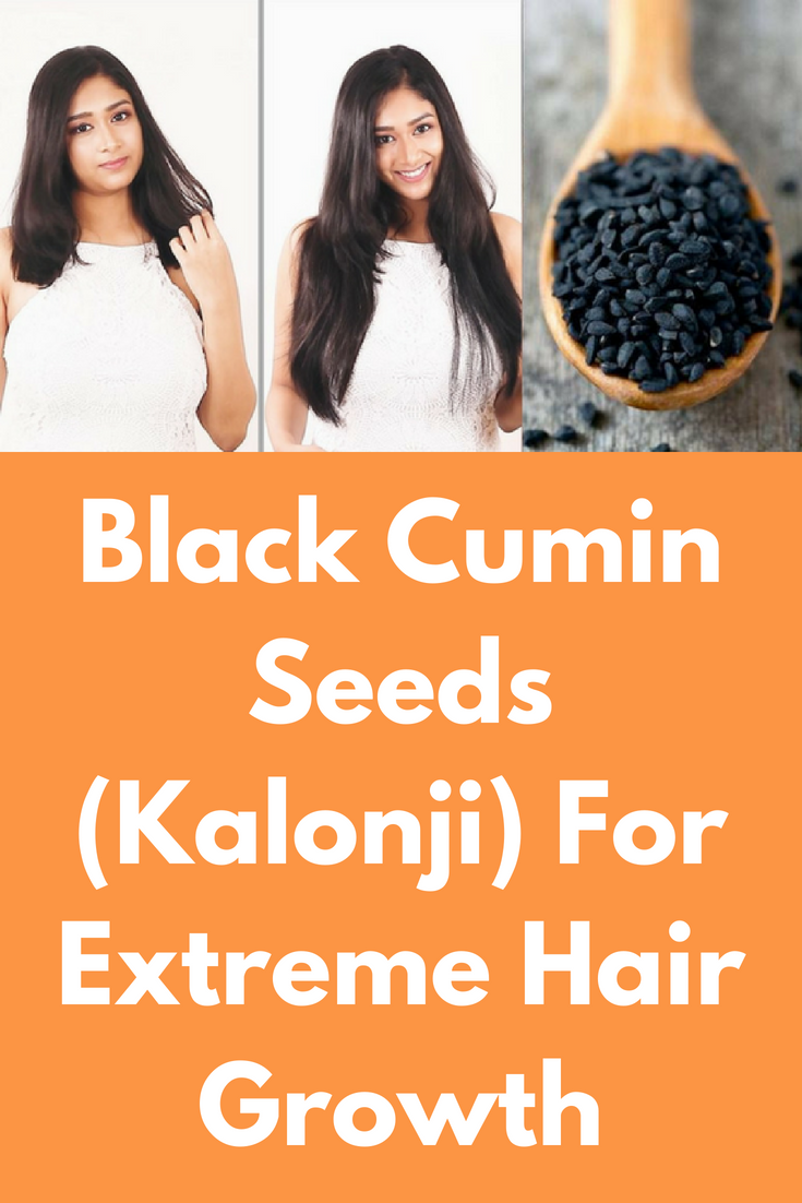 d3b1cda91 These seeds are secret behind her hair growth | Hair care | Extreme ...