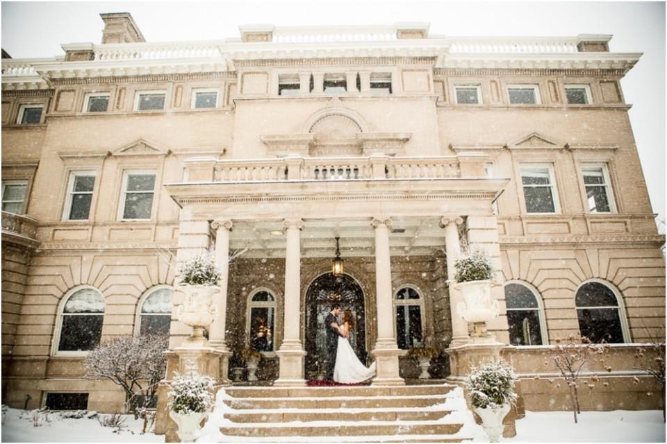 Semple Mansion Bridal Suite