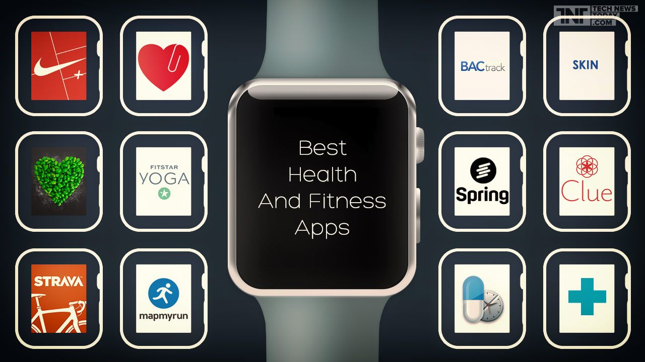 Here Are Some Of The Best Apple Watch Health And Fitness