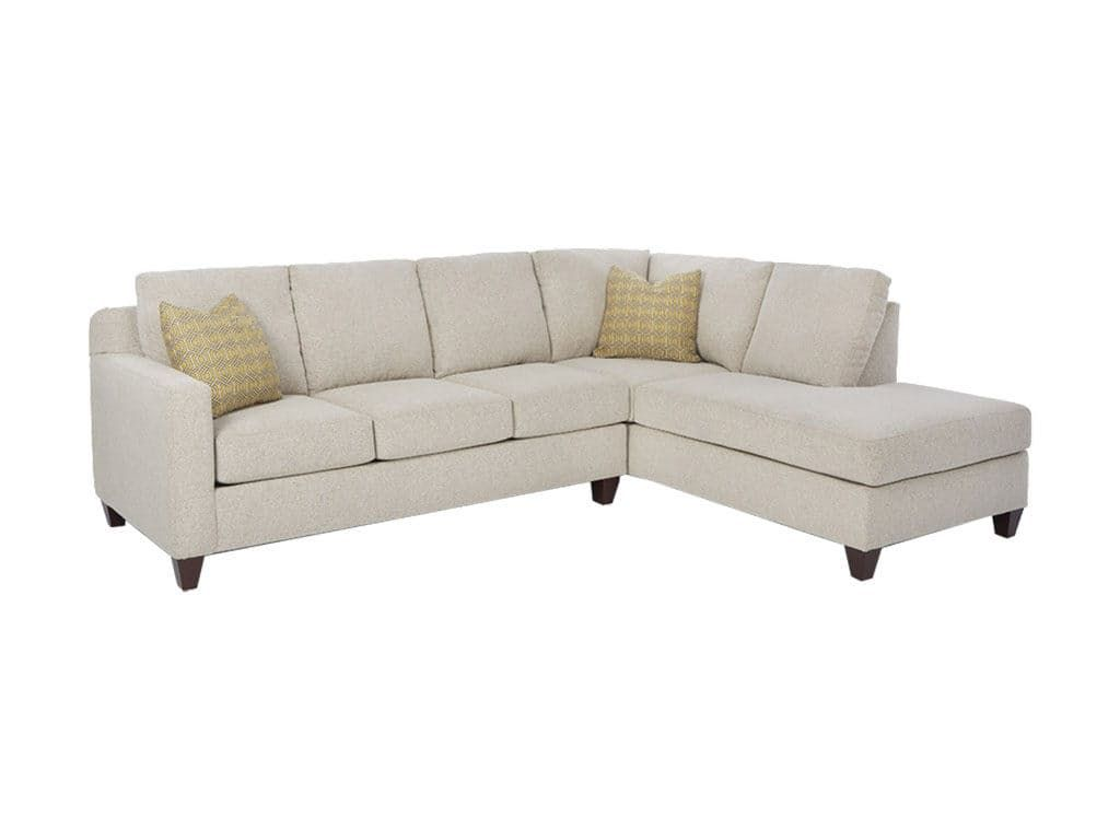 Shop for Klaussner Bosco Sectional, K51600-FAB-SECT, and other ...