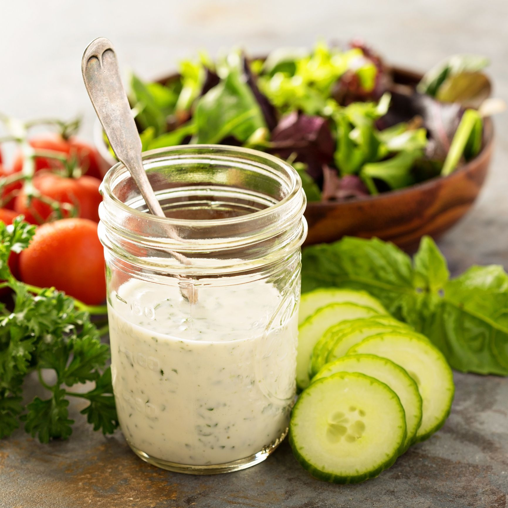 Salatdressing Ohne öl Weight Watchers