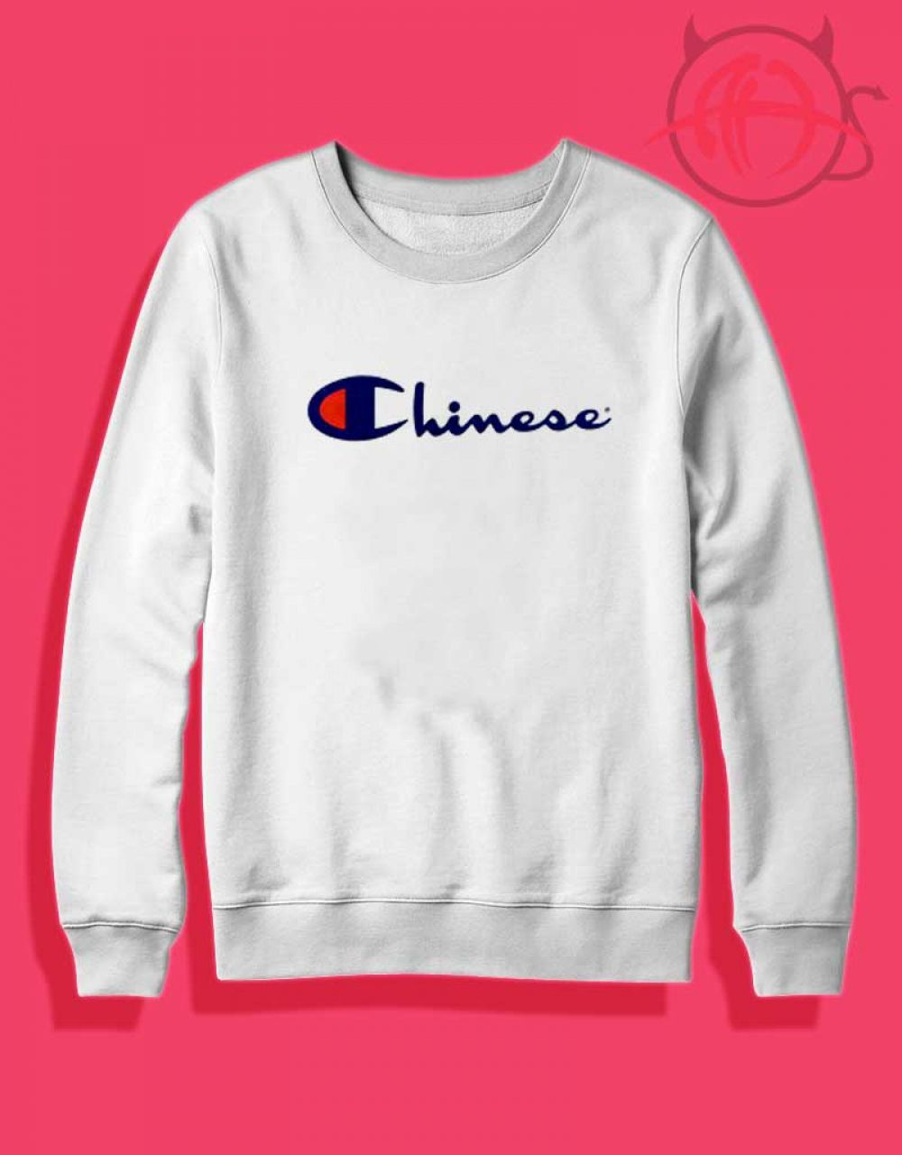 Chinese Champion Sweatshirt 27 50 Tee Hype Outfits Outfit Hypebeast Fashion Shirt Tees Tops Te Sweatshirts Crew Neck Sweatshirt Champion Sweatshirt [ 1280 x 1000 Pixel ]