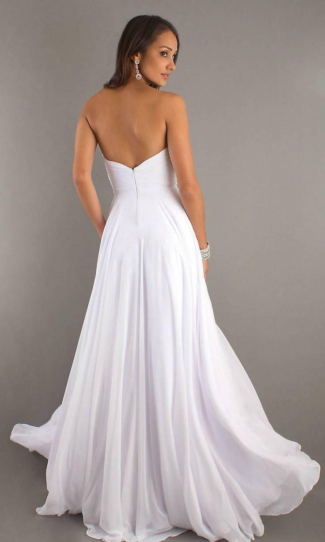 Schöne weiße Kleider für jeden Anlass | Beautiful white dresses and ...