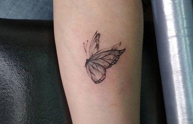 90 Best Butterfly Tattoo Design Ideas