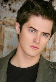 Lucas Grabeel when he is in switched a birth...not high school musical!