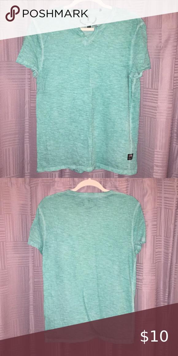 I Jeans By Buffalo Green T Shirt Buffalo T Shirts My Jeans Green Tshirt