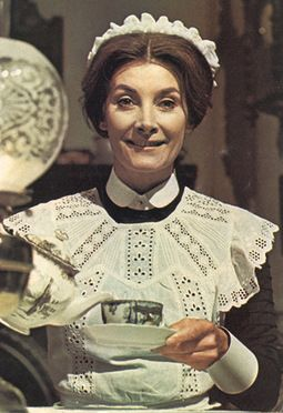 Rose Buck House Parlour Maid At 165 Eaton Place As Portrayed By Jean Marsh
