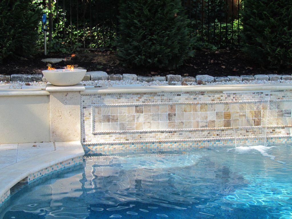 Nov 2012 Newsletter Creamy Walnut Jpg 1 024 768 Pixels Waterline Pool Tile Pool Tile Backyard