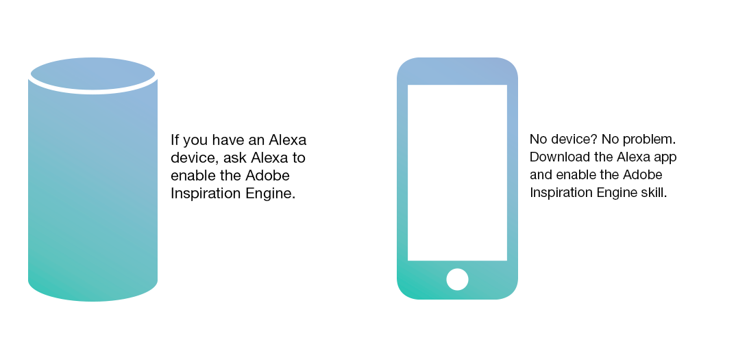 Got Creative Block? Alexa Can Help with That. Introducing the Adobe Inspiration Engine  Adobe Blog #AD , #Affiliate, #Alexa, #Introducing, #Creative, #Block, #Engine
