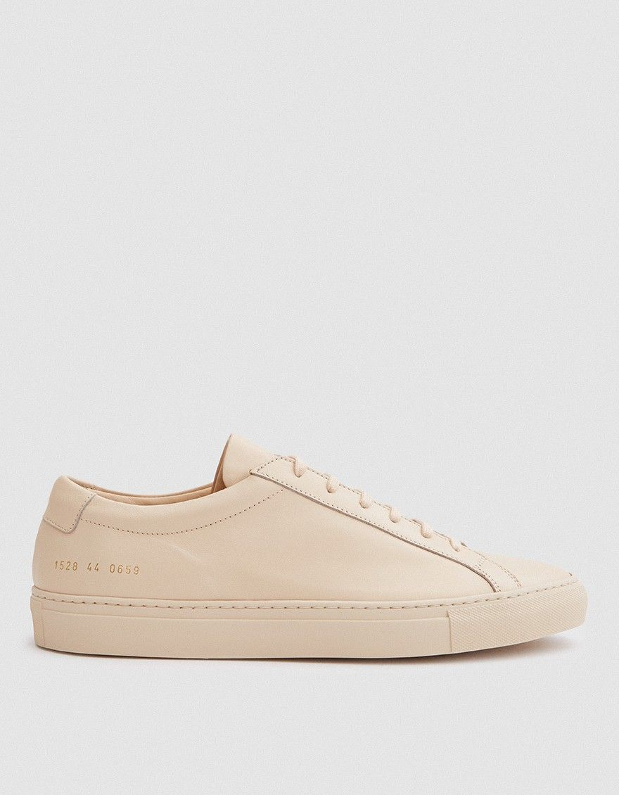 1af56eba8116 Common Projects   Original Achilles Low in Nude