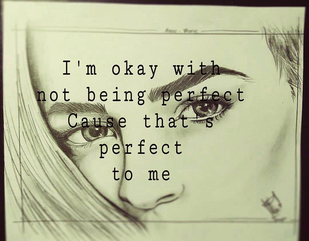 selfworth #perfect #imperfect #annemarie #speakyourmind