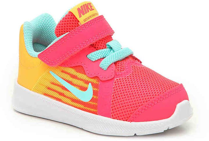 size 40 f616c 2ce74 Nike Downshifter 8 Toddler Sneaker - Girl s