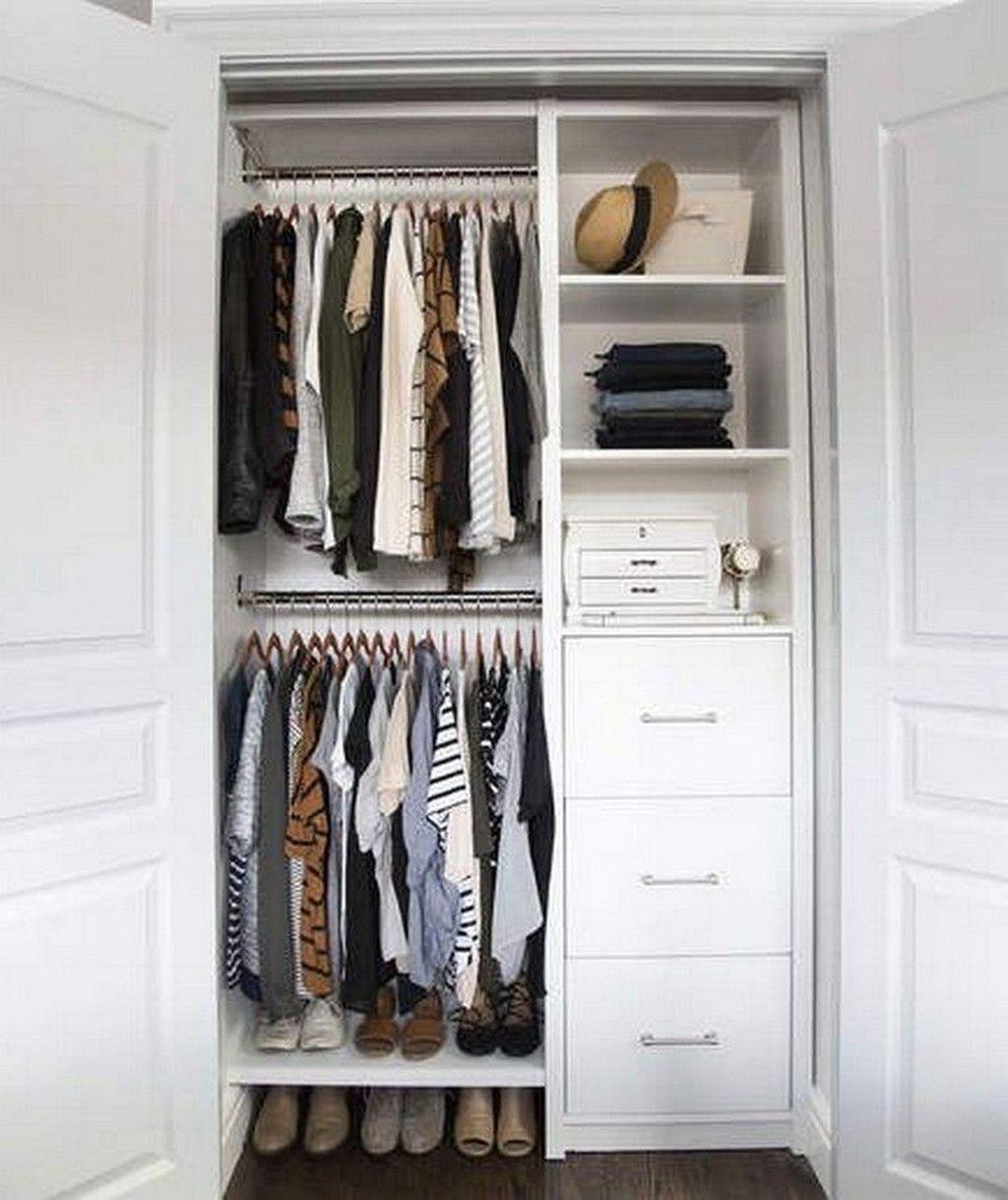 Small Wardrobe Ideas For Bedroom